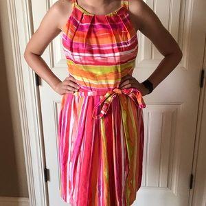 Chetta B Women's Spring Knee High Dress